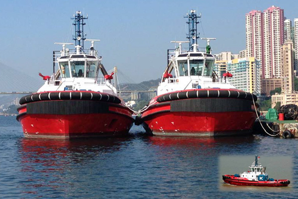 HARBOUR/ESCORT ROTOR TUGS ART 80-32