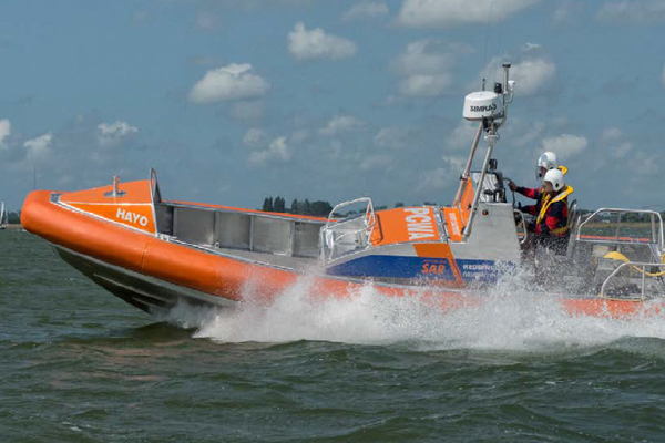 "FAST RESCUE CRAFT ""FRC903"""