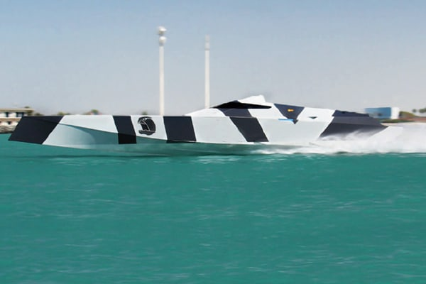 HIGH-SPEED STEALTH ASSAULT & SPECIAL OPERATIONS CRAFT