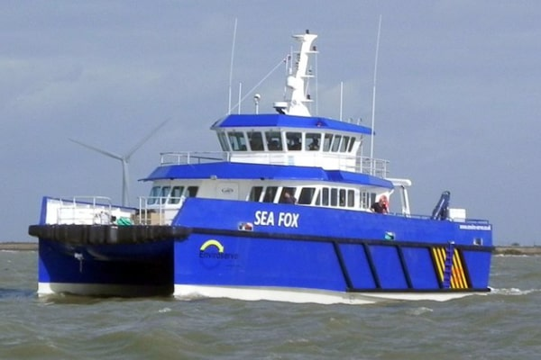 "OFFSHORE WINDFARM CATAMARAN ""SEA FOX"""