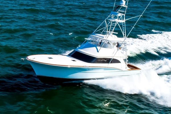Titan 62 Sport Fishing Yacht