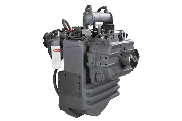 Twin Disc Hybrid-Ready Marine Transmission