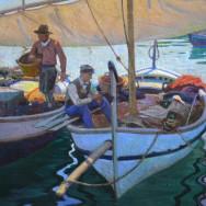 Olson - oil painting