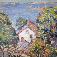 Groll - Oil painting - Provincetown