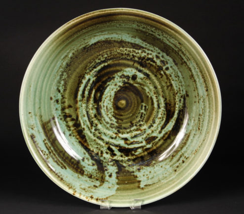Brother Thomas - Ceramics -Shallow Bowl