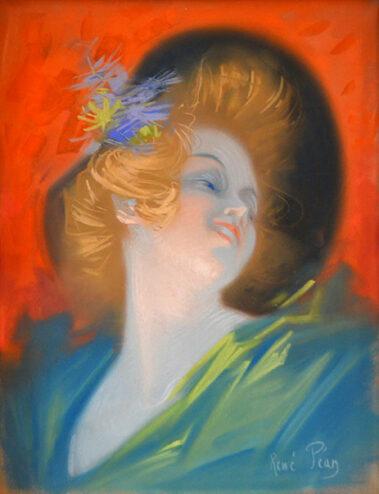 Réan Péan - Untiled Portrait