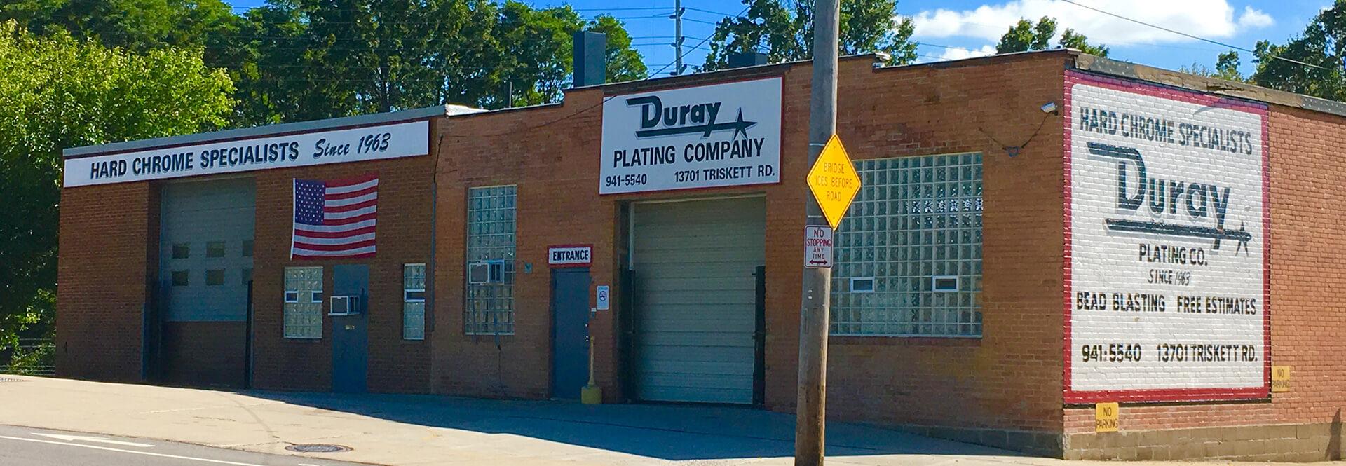 Duray Plating Company