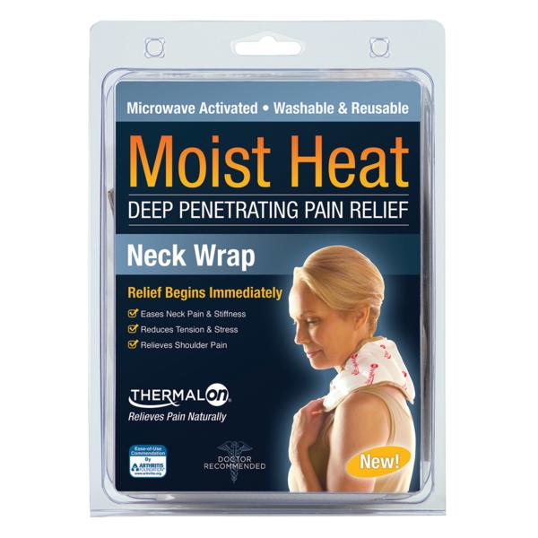 Thermalon Moist Heat Neck Wrap