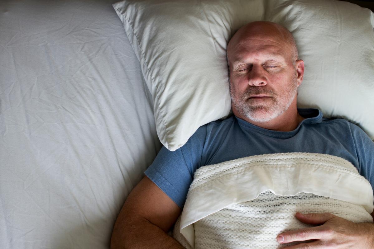 Thermalon sleep aid