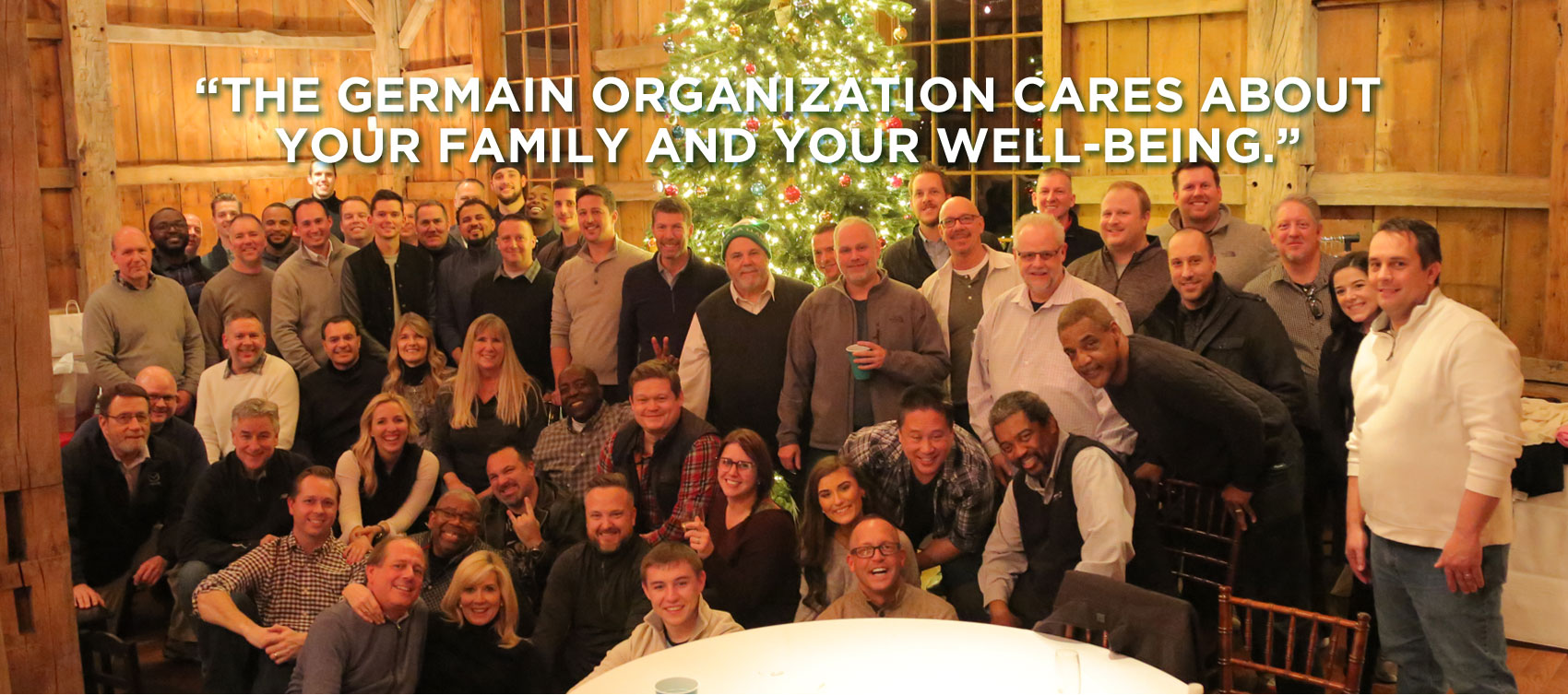 The Germain organization cares about your family and your well-being.