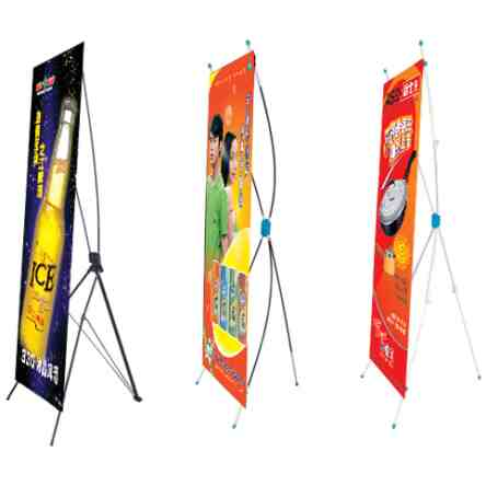 X-Banner Table Top Stand