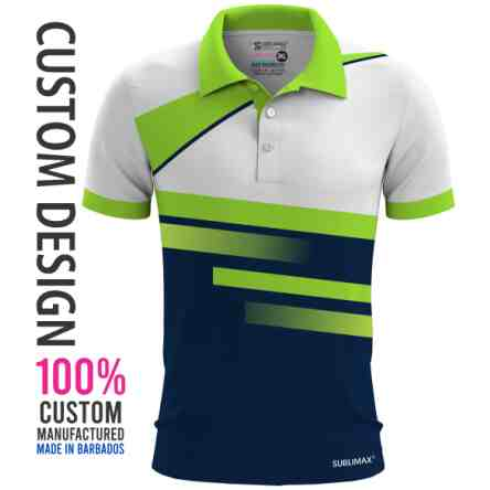 Gents Sublimation S/S Polo