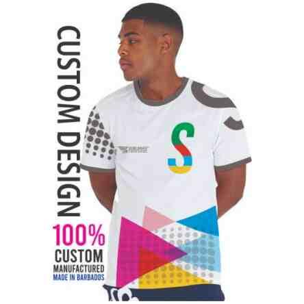 Male Dye Sub T-shirt S/S
