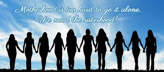 Sisterhood of motherhood