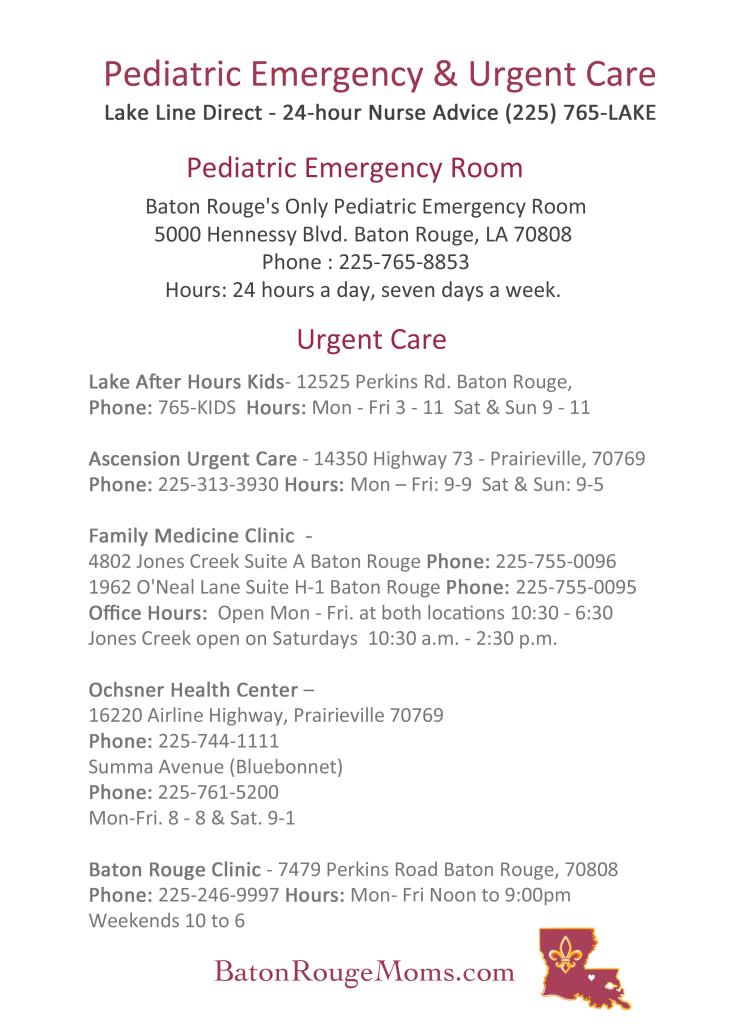 Pediatric-Urgent-Care-Baton-Rouge
