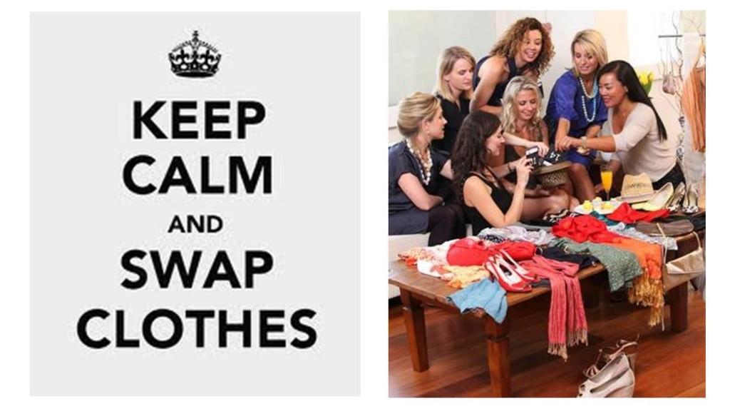 swap clothes