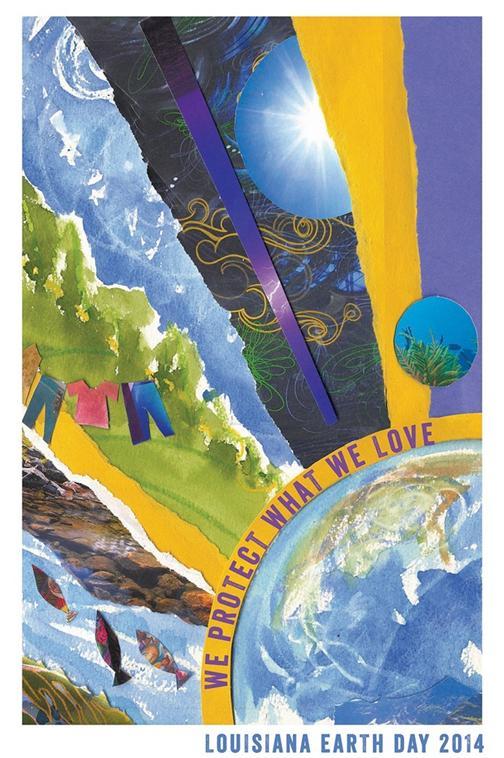 Louisiana Earth Day