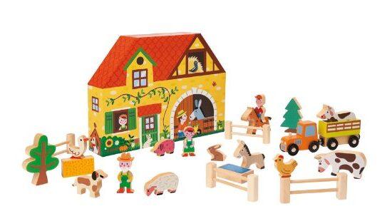 Storybox Farm Janod