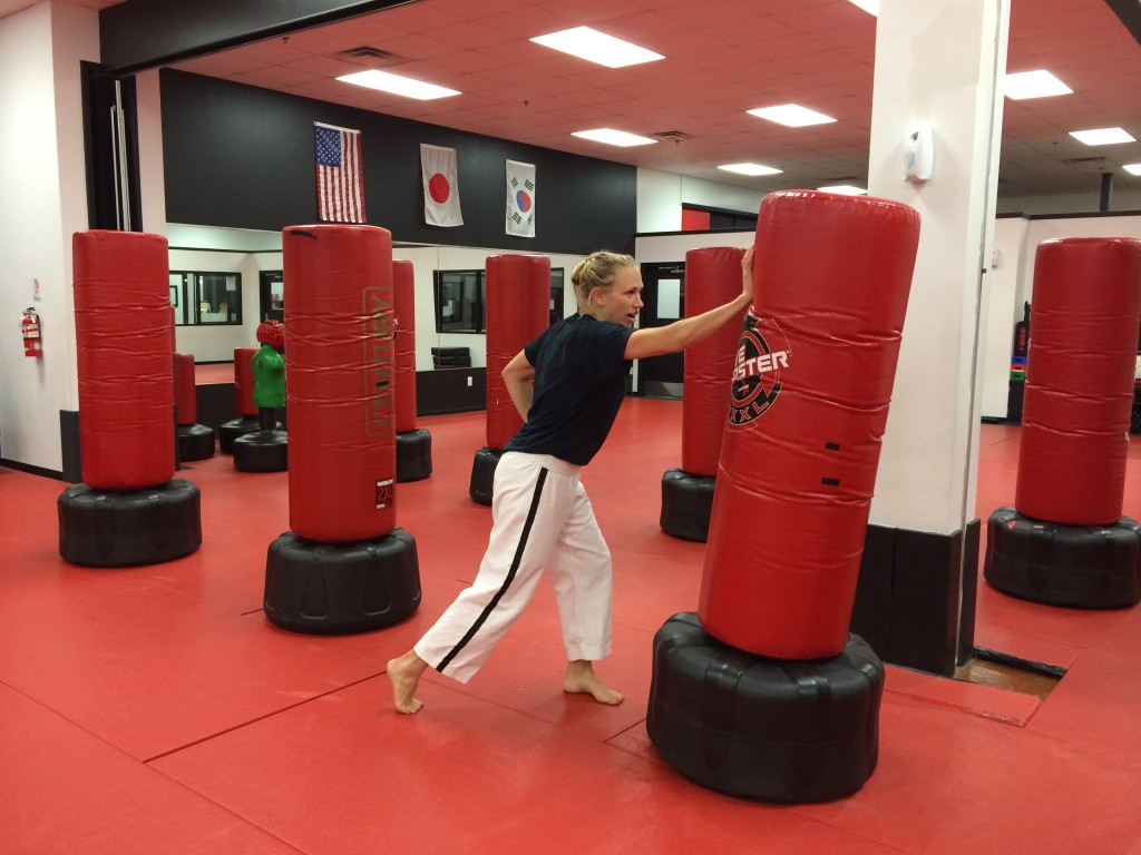 Ladies Self Defense Classes