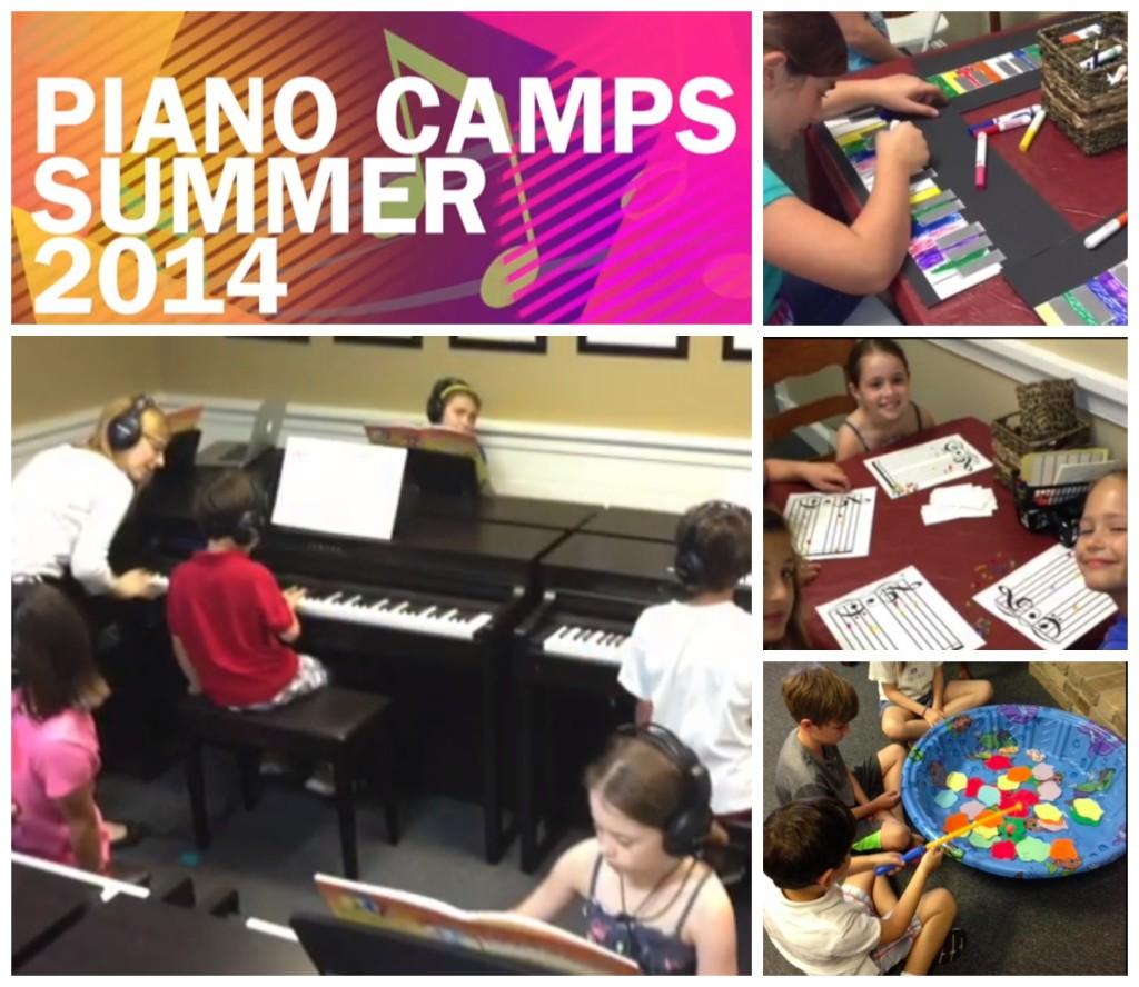 Piano Pathways Summer Camp