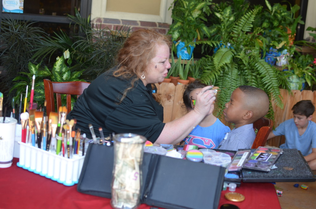 Baton Rouge Face Painting