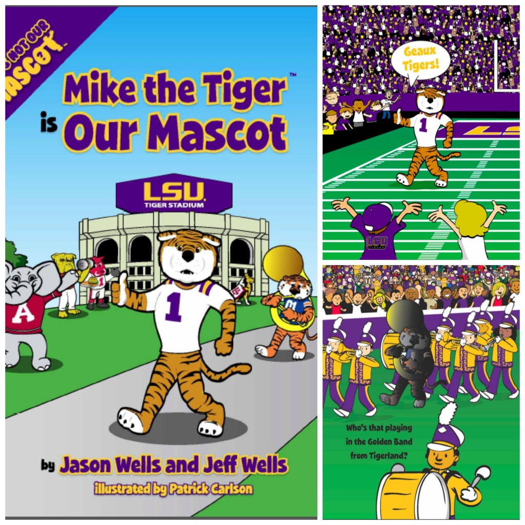 That's Not Our Mascot - LSU - Mike the Tiger