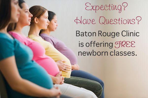 Baton Rouge Clinic Newborn Classes
