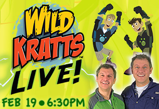 wild kratts Live