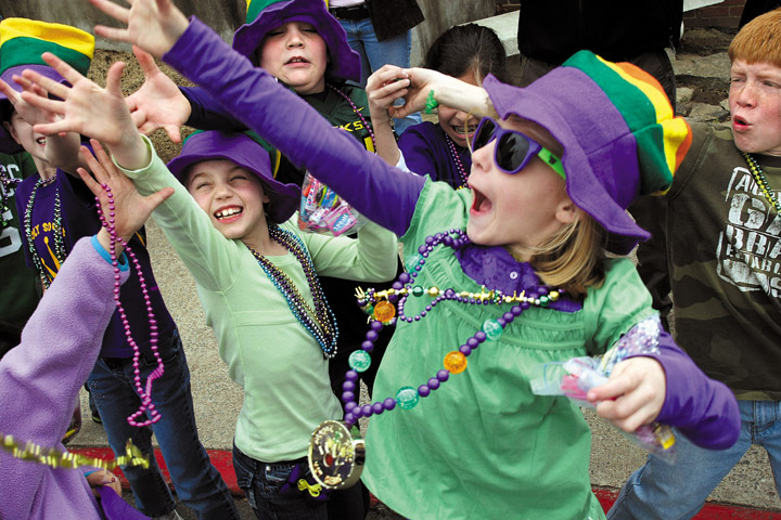 Baton Rouge Mardi Gras Parade Schedule
