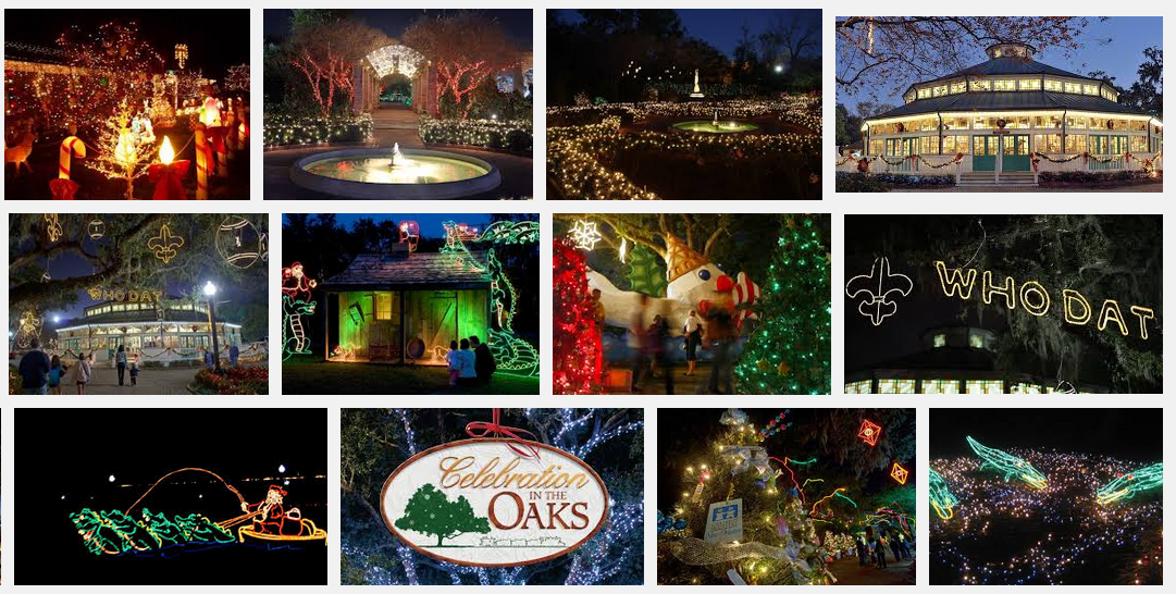 Celebration In The Oaks- New Olreans