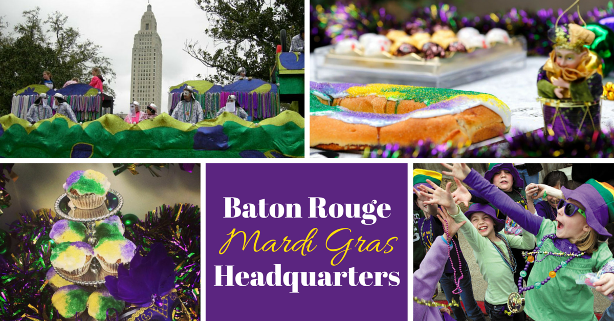 Family Friendly Mardi Gras