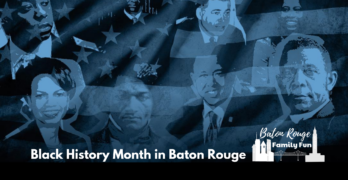 Black History Month in Baton Rouge