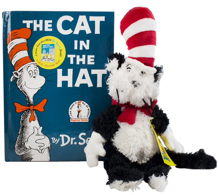 Cat in the Hat Giveaway