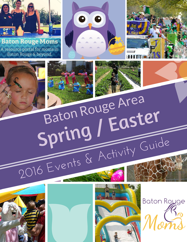 Baton Rouge Easter Spring Festivals Events