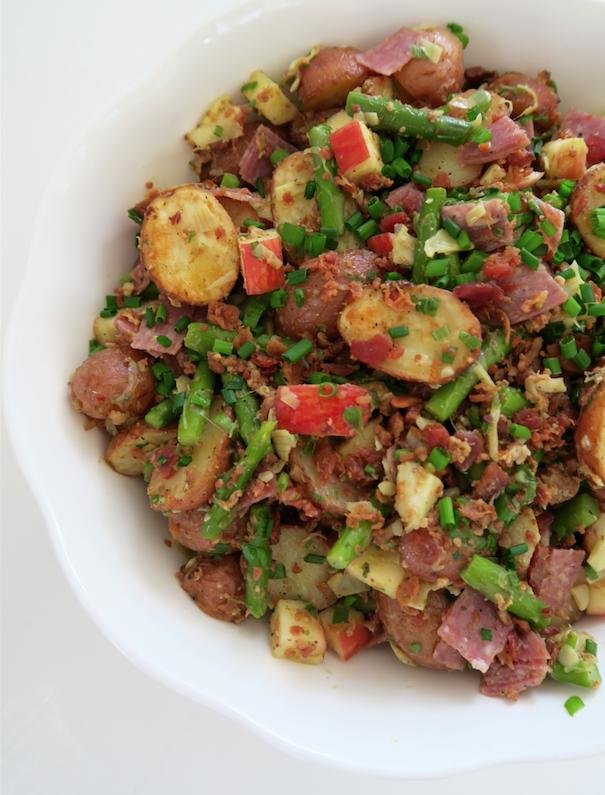 Loaded Picnic Potato Salad Recipe