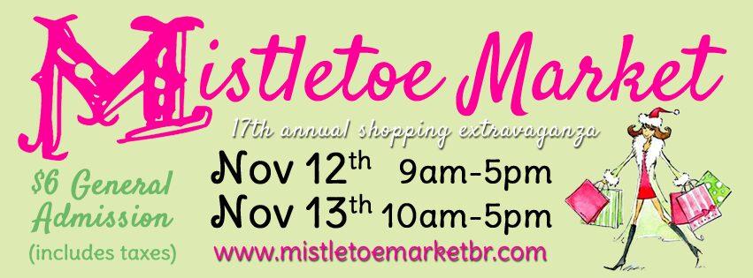 Mistletoe Market of Baton Rouge