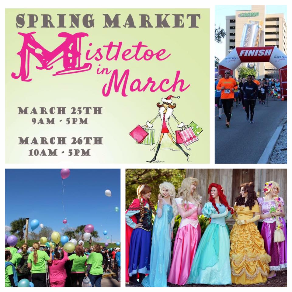 Mistletoe Market Baton Rouge