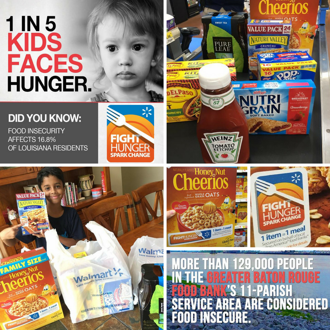 Fight Hunger. Spark Change.