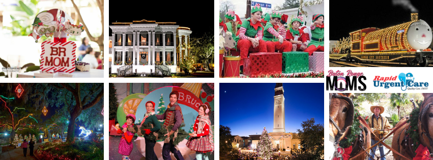 Baton Rouge Christmas events