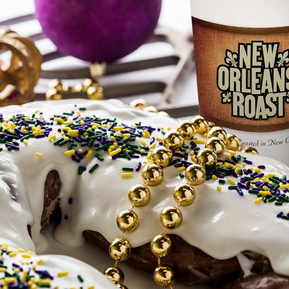 Best Baton Rouge King Cake