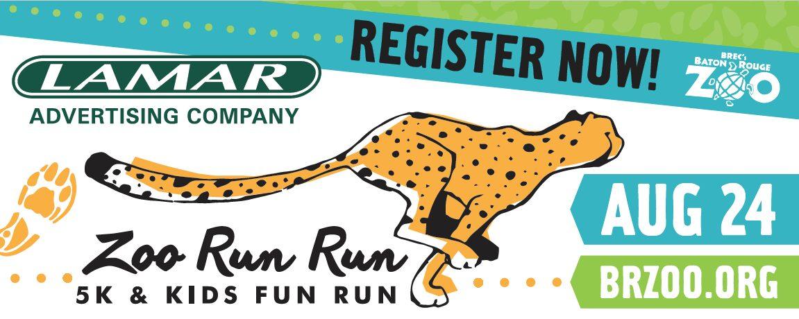 Baton Rouge Zoo Run Run