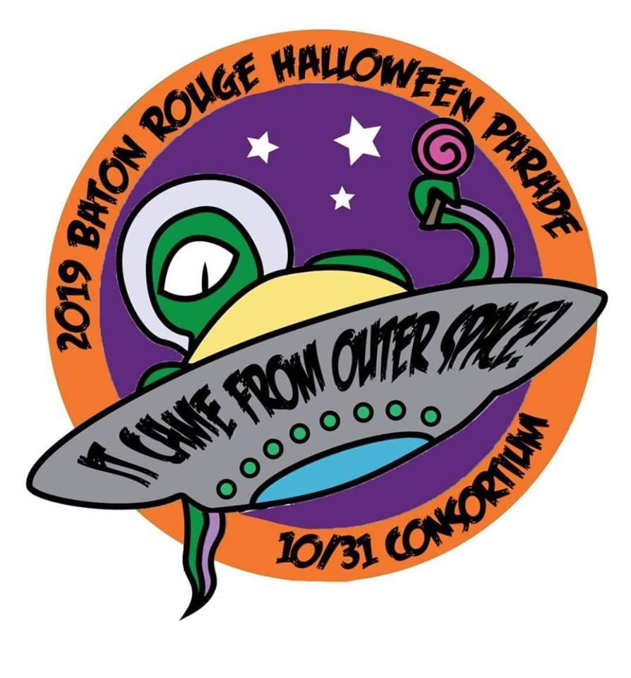 Baton Rouge Halloween Parade