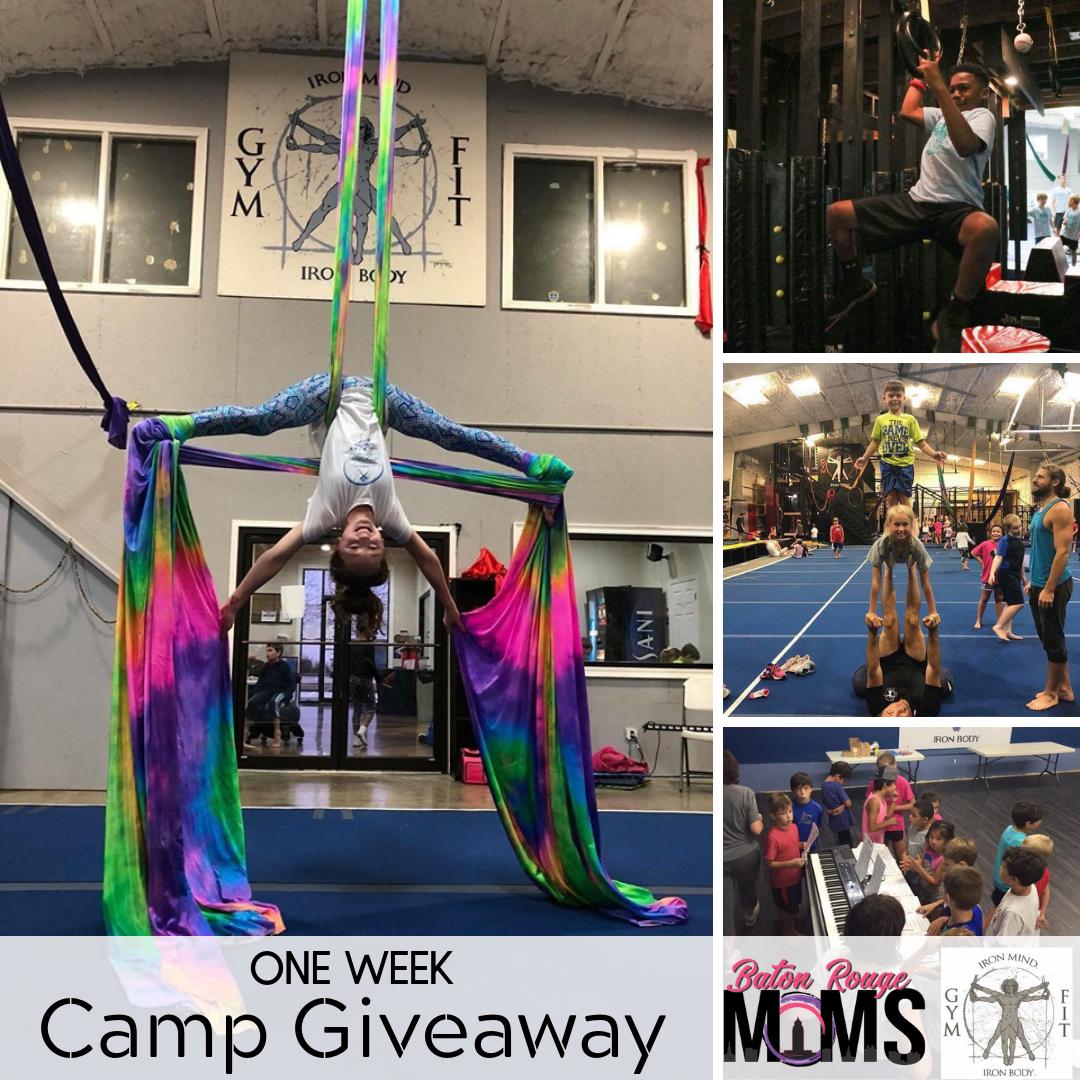 GymFit - Adventure & Fitness Camp