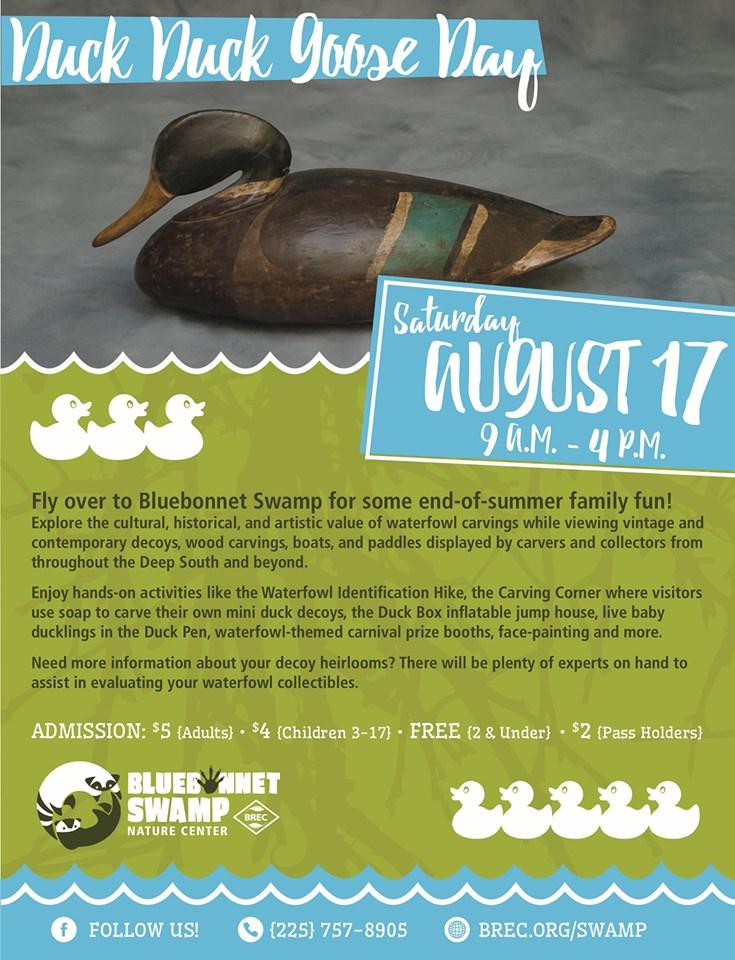Duck Duck Goose Day