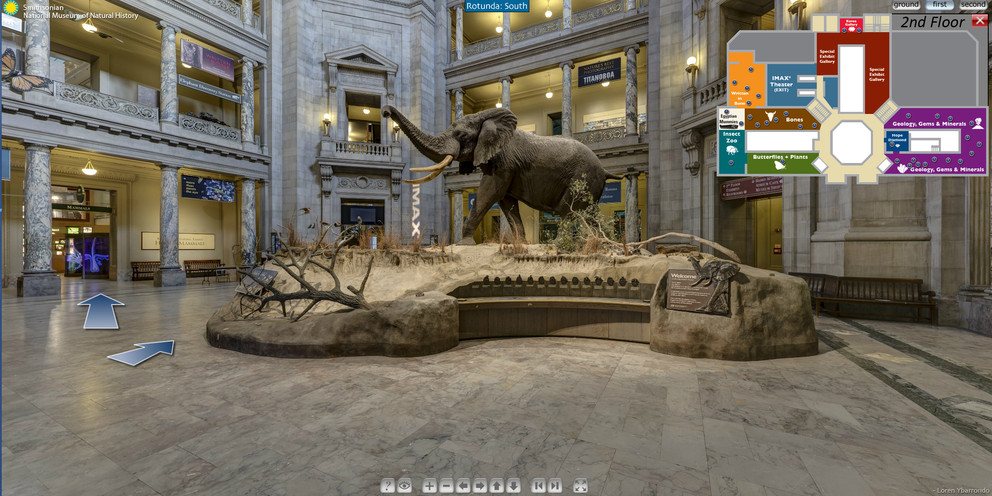 Family Night at the Museum - 12 Famous Museums With Virtual Tours