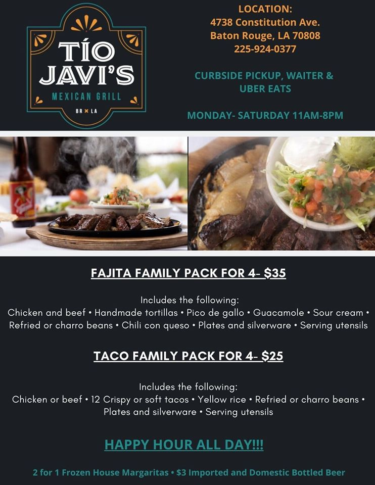 Family Meal Bundles