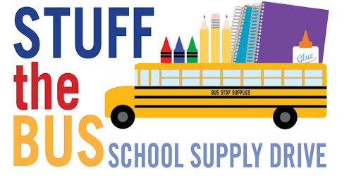 Stuff the Bus Baton Rouge