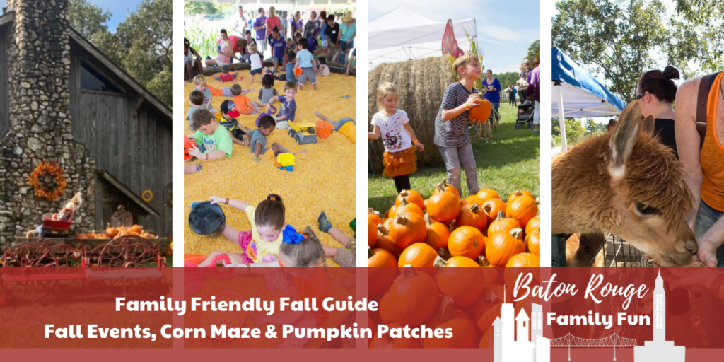 Baton rouge Corn Maze and Pumpkin Patch