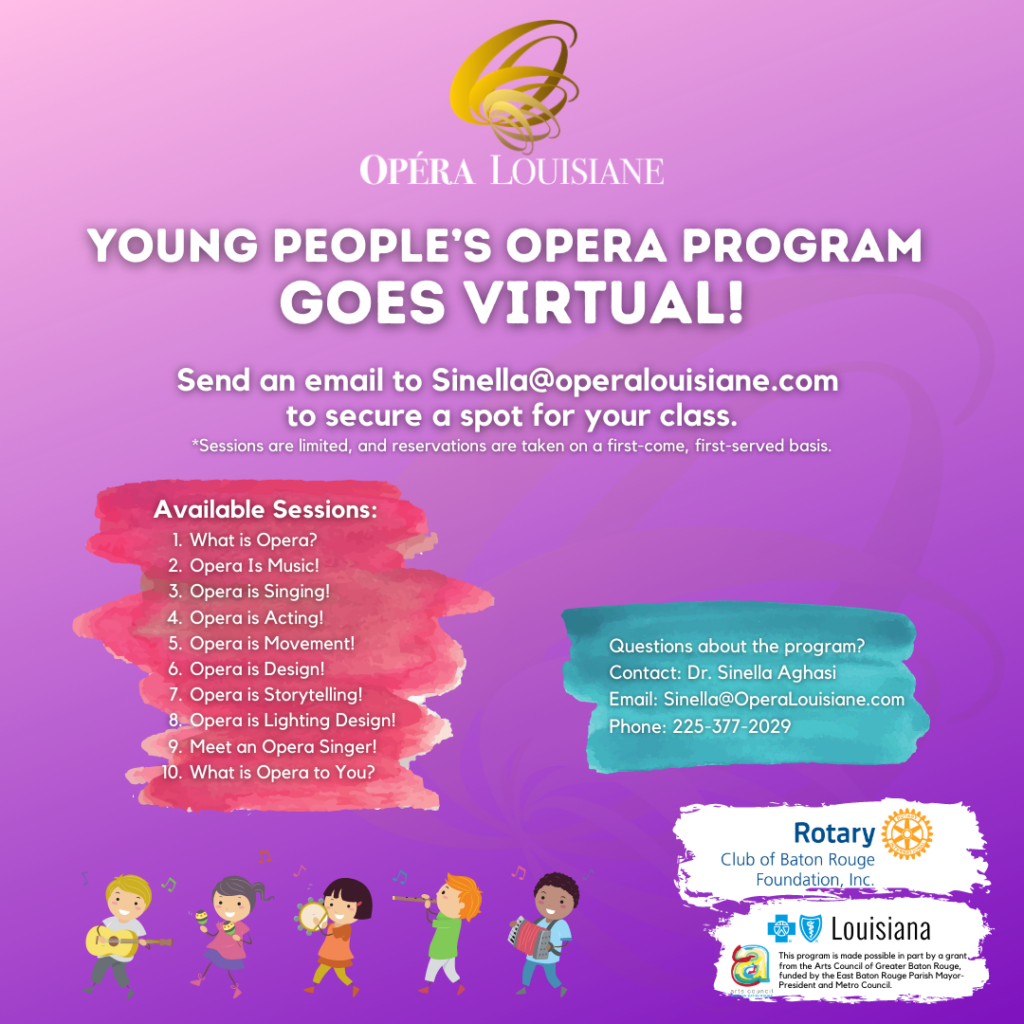 Young People's Opera Program