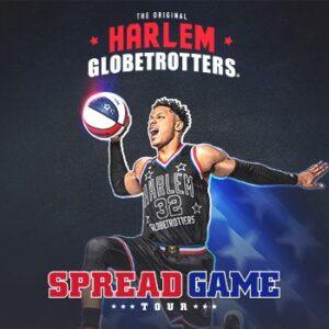 Harlem Globetrotters Baton Rouge